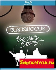 Blackalicious: 4/20 Live In Seattle (2008) BDRip 1080i