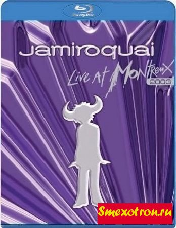 Jamiroquai: Live at Montreux (2009) BDRip 720p